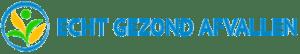 Echt Gezond Afvallen header logo 2016